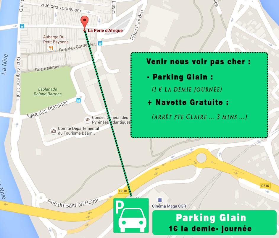 plan parking pas cher